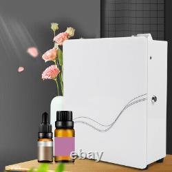 200ml HVAC Waterless Nebulizing Scent Machine Essential Oil Diffuser WithTouch Key