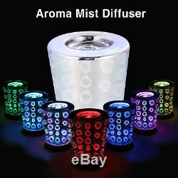 3D Aromatherapy Essential Oil Aroma Diffuser Ultrasonic Humidifier Mist