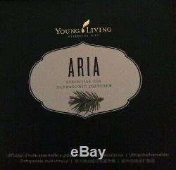 Aria Diffuser Young Living New Aromatherapy Essential Oils NIB New