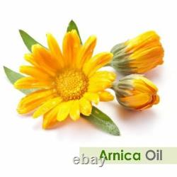 Arnica Oil 100% Natural Pure Undiluted Uncut Essential Oil 10ml To 500ml