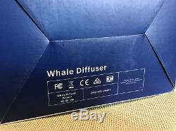 BRAND NEW Essential Oils doTERRA The Whale Oil Diffuser Lights Sounds FREE SHIP