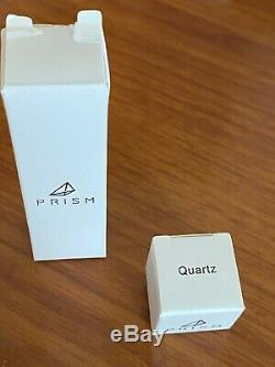 BRAND NEW essential oil atomizer with new battery, atomizer, and mouthpiece
