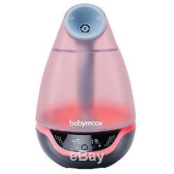 Babymoov Baby Health Hygro+ Humidifier With Essential Oil Diffuser & Nightlight