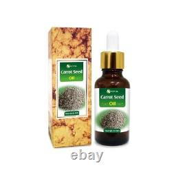Carrot Seed Oil 100% Natural Pure Undiluted Uncut Essential Oils 5ml To 500ml