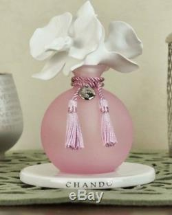 Chando Shanghai Myst Collection Amethyst Love Lilac & Nutmegg