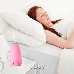 Colorful Ultrasonic Aroma Humidifier/Aromatherapy Essential Oil Diffuser
