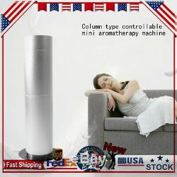 Diffuser Essential Oil Aromatherapy Machine Automatic Spray Silver Air Purifier