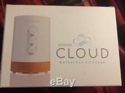 DoTERRA CLOUD Waterless Essential Oil Diffuser New IN BOX
