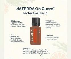 DoTERRA Healthy Home Kit On Guard, Lavender, Peppermint, Diffuser, Deep Blue
