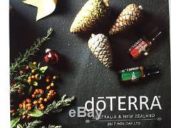 Doterra Car Diffuser Balance Christmas Gift Pack Pure Essential Oil Aromatherapy