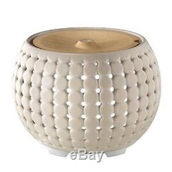 Ellia, Gather Ultrasonic Essential Oil Aromatherapy Diffuser with 3 Oil Samples