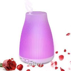 Essential Oil Diffuser Ultrasonic Aroma Therapy Scent Air Burner Humidifier Mist