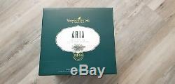 Excellent! Aria Young Living Glass Globe Ultrasonic Essential Oil Diffuser