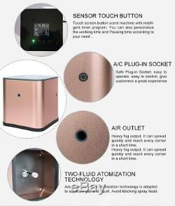 Felshare Home Spa Scent Diffuser Freshener Aroma Machine For Essential Oil