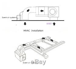 Fragrance Machine With 500ml Bottle Hotel fragrance System 3,300 sq. Ft or 300 m²