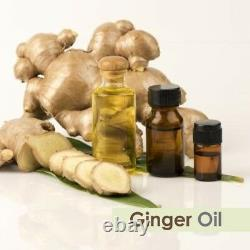 Ginger Oil 100% Natural Pure Undiluted Uncut Essential Oil 10ml To 500ml