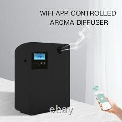 Home Aroma Diffusers Perfume Essential Oil Air Ionizers Automatic Scent Machines