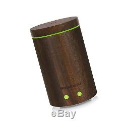InnoGear Real Wood Essential Oil Diffuser Ultrasonic Aromatherapy Diffusers w