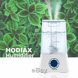 LCD Ultrasonic Home Aroma Air Humidifier 1.5L Diffuser Lonizer Atomizer Blue