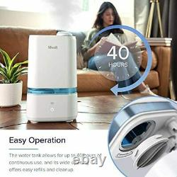 LEVOIT Humidifiers for Bedroom, Smart Wi-Fi Cool Mist Essential Oils Diffuser in