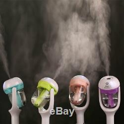 LOT 1-50PCS Car Humidifier Air Purifier Aromatherapy Essential oil Diffuser MA