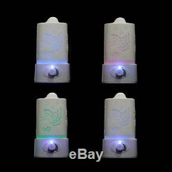 LOT 20 1.5L Ultrasonic Home Aroma Humidifier Air Diffuser Purifier Atomizer US G