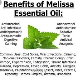Melissa Young Living Essential Oil (5 ml)