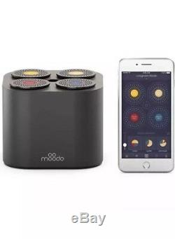 Moodo Scent Diffusing Device Battery Operated Value Pack