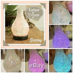NEW IN BOX Scentsy Enchantment Oil Diffuser Never Open Great Gift