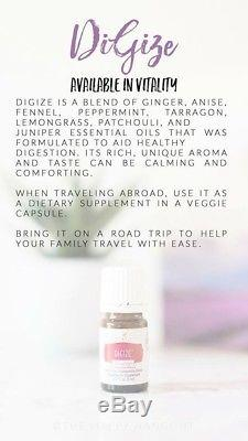 NEW Young Living Premium Starter Kit Dewdrop Diffuser + 11 Essential Oils