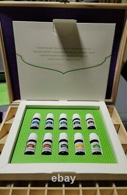 NEW Young Living Vitality Culinary Collection Vitality Essential Oils Gift Set