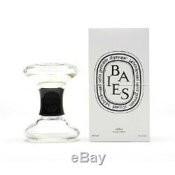 NEW and SEALED Diptyque Baies Hourglass Diffuser 75 ml / 2.5 fl oz