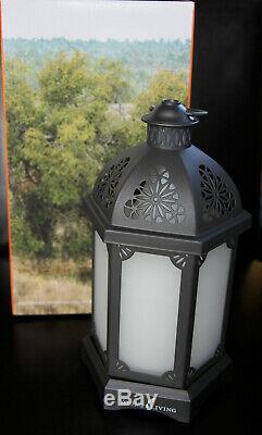 NIB Young Living gray LANTERN essential oil DIFFUSER 6 oils LOT LIMITED EDITION