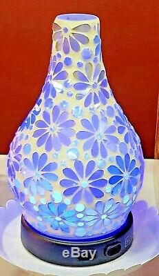 New In Box Scentsy Enrich Oil Diffuser Spring Flowers