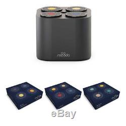 New Moodo Starter Pack Smart Home Fragrance Diffuser Scent Mixing With Battery