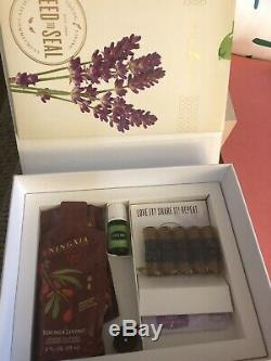 New YOUNG LIVING Essential OilS Starter Kit and Raindrop Diffuser BRAND NEW