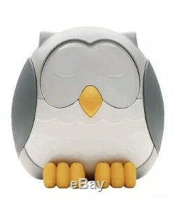 New! Young Living Essential Oils Feather The Owl Ultrasonic Diffuser
