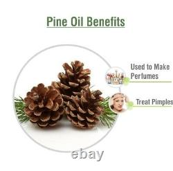 Pine Oil 100% Natural Pure Undiluted Uncut Essential Oil 10ml To 500ml