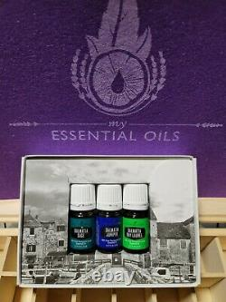 RARE Dalmatia Aromatic Oil Young Living Collection Brand New Sealed