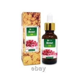 Rose Oil Natural Pure Undiluted 10ml To 500ml