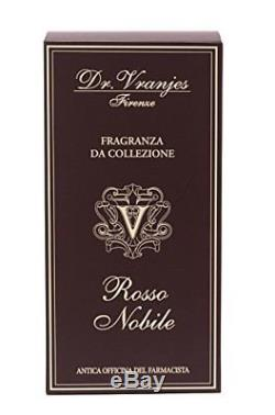 Rosso Nobile Diffuser 250 ml by Dr. Vranjes