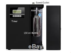 Scent air system for scent marketing 1,100 sq. Ft 150 ml Cartridge No heating
