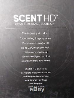 ScentHD New Forced Air Fragrance Scent Machine. Compared to Scentair ScentWave