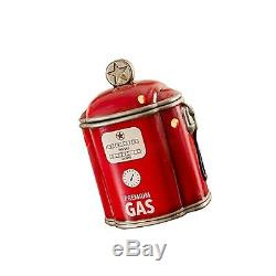 Scentsationals Retro Collection-Retro Vintage Gas Pump Scented Wax Cube War