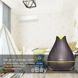 Scentsy Air Diffusers for Essential Oil 530ml Ultrasonic Large Diffuser for Room