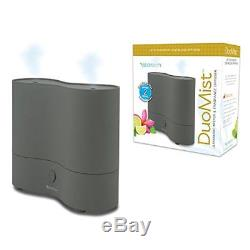 Sparoom Duomist Double Reservoir Ultrasonic Essential Oil Diffuser For Cool Perf
