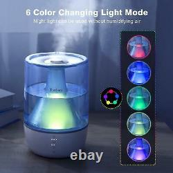 TENDOMI Smart Wi-Fi Humidifier for Home, Essential Oil Diffuser with 5-Colour