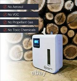 The Magic Scent Atomizing Essential Oil Diffuser Cold-Air Diffusion Technology