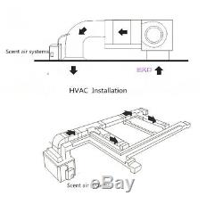 WIFI App scent air System for 700-1000 m² (7500-10760 sq. Ft) 1000 ml Cartridge