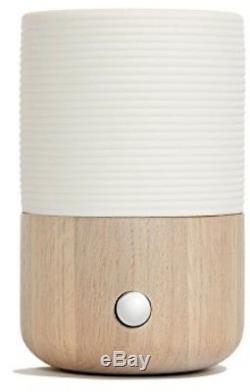 Waterless Nebulizing Essential Oil Diffuser For Best Aromatherapy OAK Wood